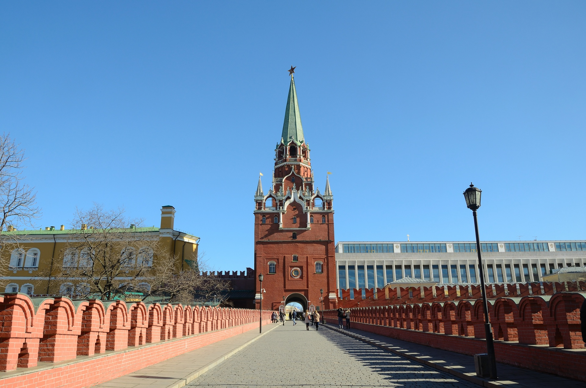 Moscow Kremlin and the Armory Chamber